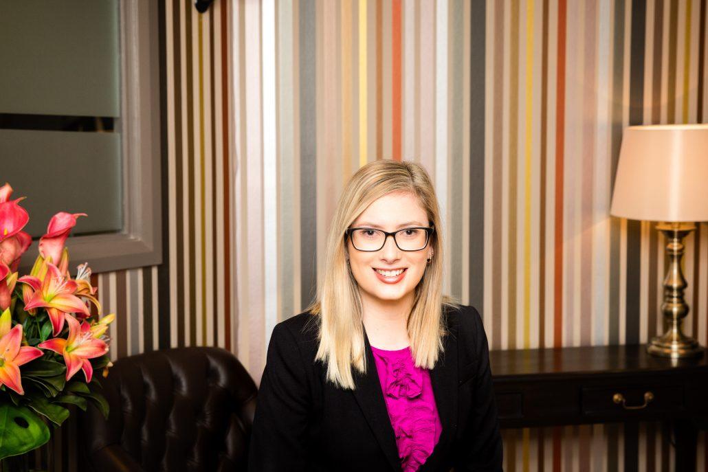 Briana Croft Consultant Advisor HorizonOne Recruitment Specialist Recruiter Canberra