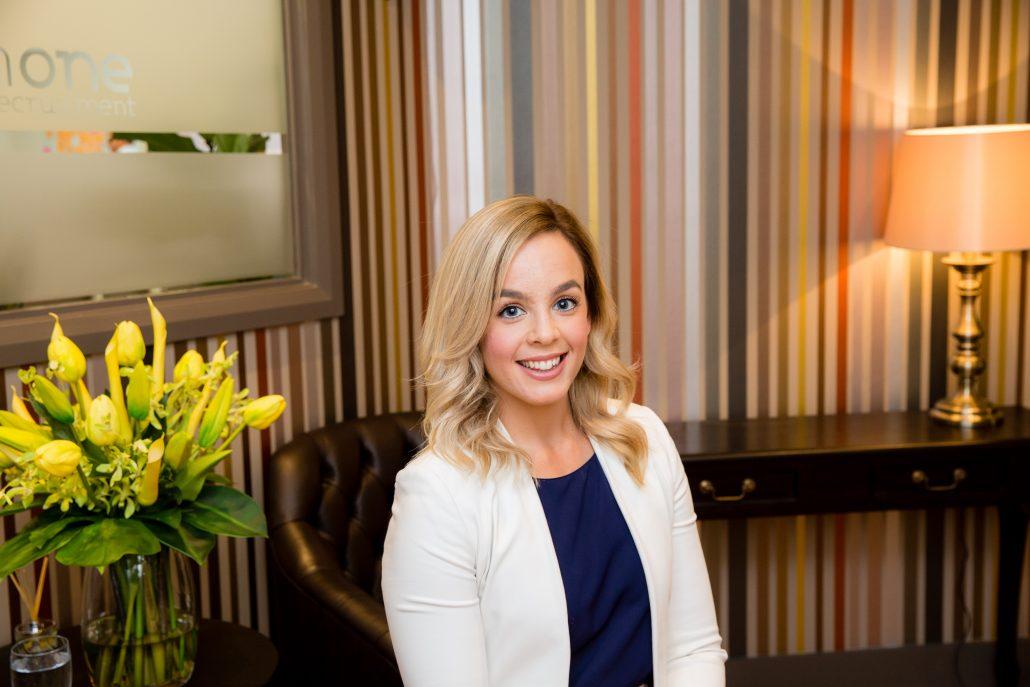 Sophie Pereira Senior Consultant HorizonOne Recruitment Specialist Recruiter Canberra