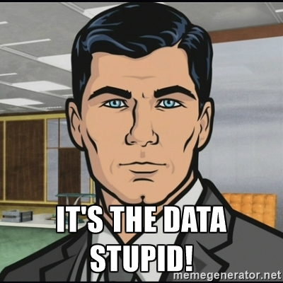 Are job boards taking over the Recruitment Industry?!? data stupid Archer meme