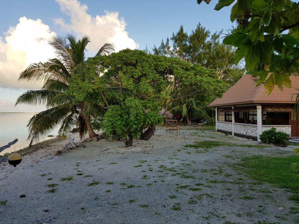 H1 Directors in Paradise Flyfishing in Anaa Atoll
