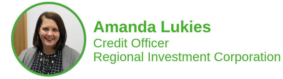 Growing up in regional Australia, Amanda Lukies has always felt a connection to the local farming communities with an understanding of the unique challenges and rewards country life offers. I recently sat down with Amanda, now a Credit Officer with the Regional Investment Corporation (RIC)