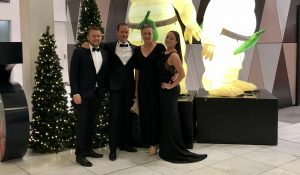 Recruitment Agency of the Year: H1 Runner up at National SEEK Awards! Simon Cox David Harrington Melissa Frazer Fiona Grimmer